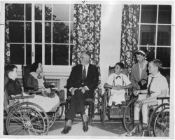 How FDR Conquered Polio--Twice!