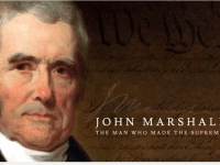 "Marshall's Court: Principle, Not ""Issues"""