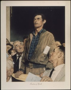 FDR's Four Freedoms Indict & Inspire Us Today