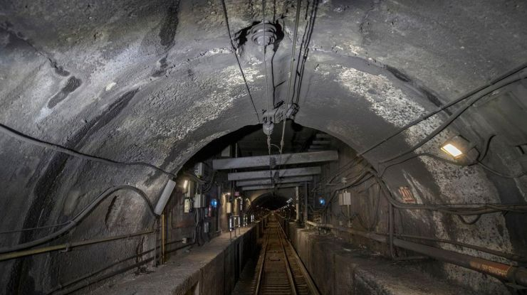 The crumbling Hudson River tunnel is a disaster waiting to happen, without major infrastructure investment.