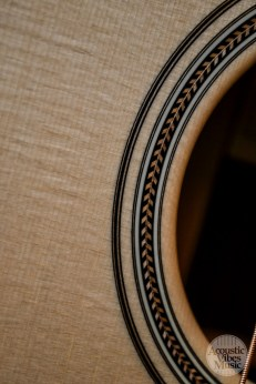 Santa Cruz Guitar Alpine Moon Spruce Kathryn Butler 5
