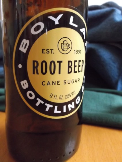 boylan root beer bottle