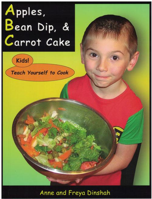 Apples, Bean Dip and Carrot Cake