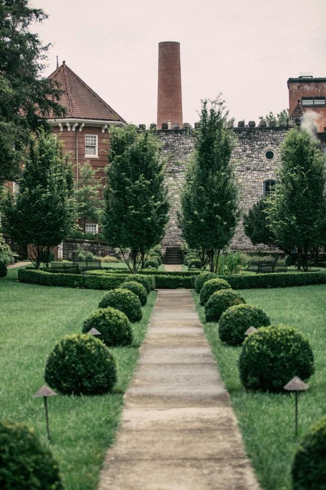 CastleAndKey Sunken Garden 2