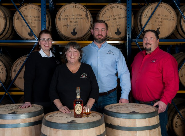 Michter's Senior Production Team