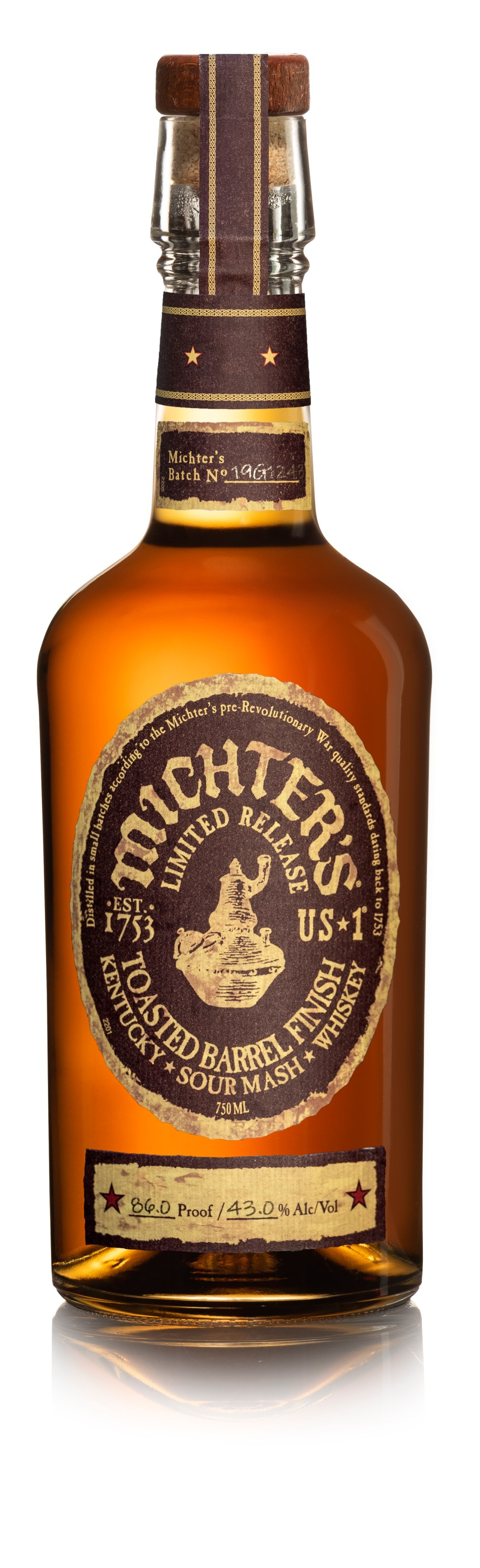 Michter's US1 Limited Release Toasted Sour Mash