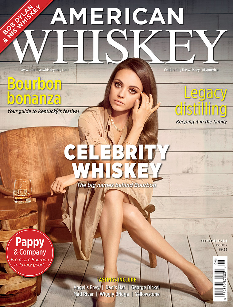 American Whiskey – Issue 2 cover