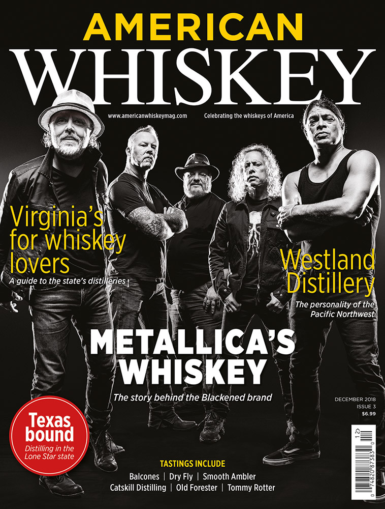 American Whiskey – Issue 3 cover