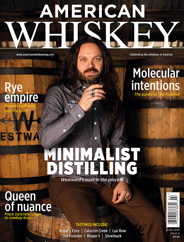 American Whiskey – Issue 9 cover