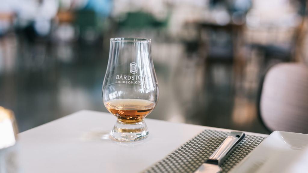 Bardstown Bourbon Company glass