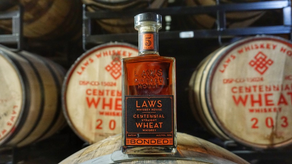 Laws Whiskey House Centennial