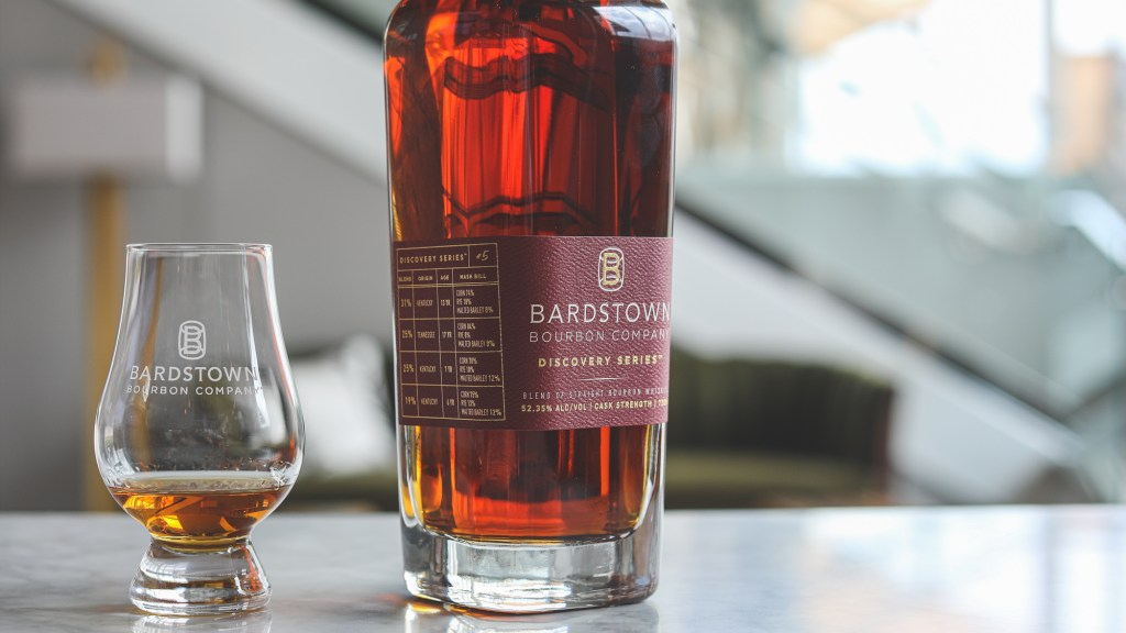 Bardstown Bourbon Company Discovery Series