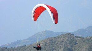 Paragliding @ Bir-Billing