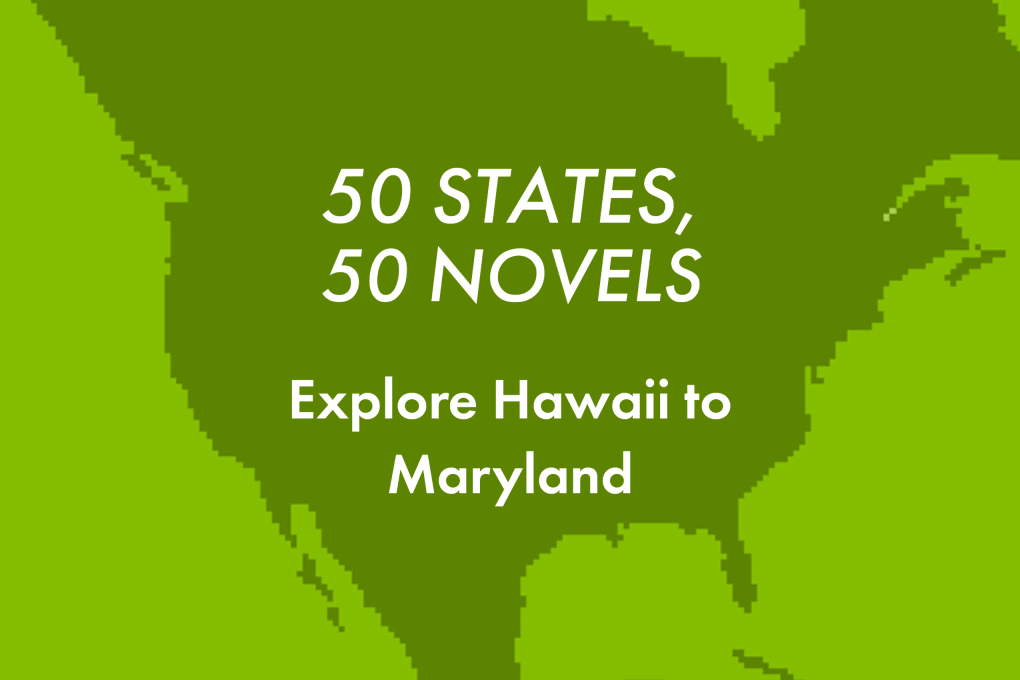 Take a literary tour of the United States with this 5 part series of 50 States, 50 Novels