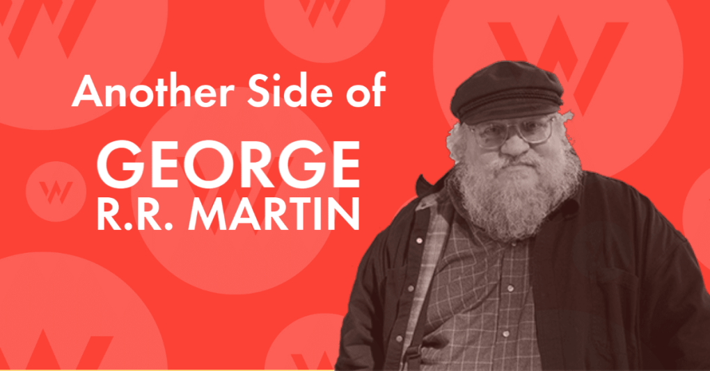 Another Side of George R.R. Martin