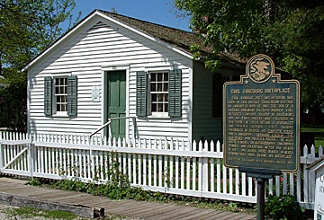 The Carl Candburg State Historic Site
