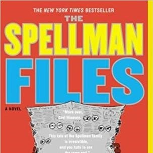 The Spellman Files cover image. Roll over for description