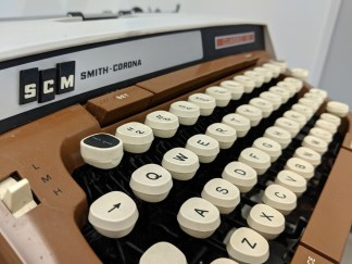 The typewriter owned by Gore Vidal is now on display in Chicago at the American Writers Museum as part of their Tools of the Trade exhibit
