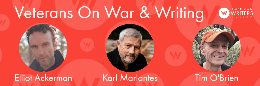 Veterans On War and Writing