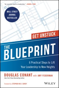 The Blueprint by Doug Conant book cover