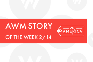 American Writers Museum Story of the Week 2/14/2020