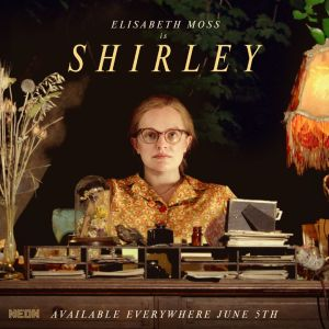 Poster for the film Shirley starring Elisabeth Moss