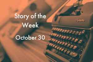 American Writers Museum Story of the Week for October 30, 2020