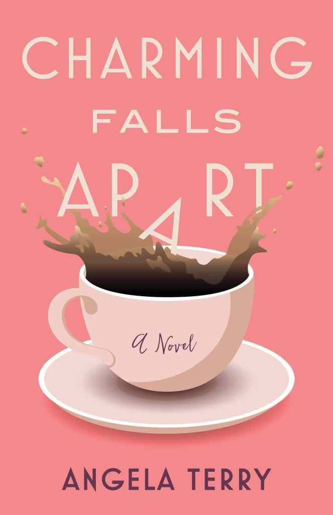Charming Falls Apart by Angela Terry book cover