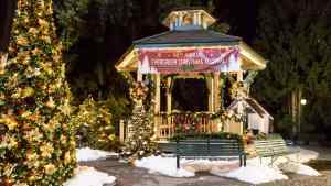 Enjoy the yuletide fun of your hometown's Christmas festival!