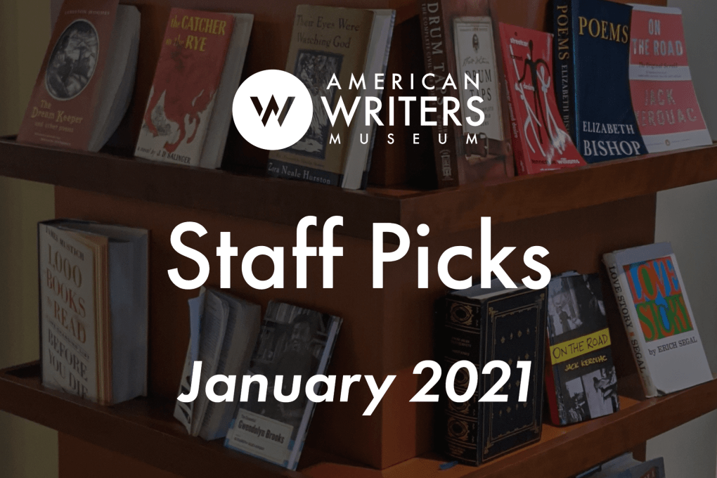American Writers Museum staff reading recommendations