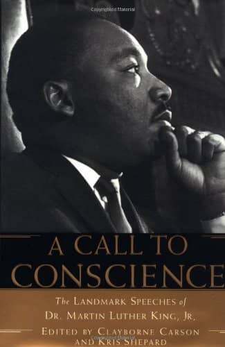 A Call to Conscience: The Landmark Speeches of Dr. Martin Luther King, Jr. book cover