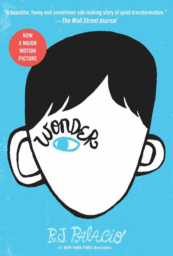 Wonder by R. J. Palacio book cover