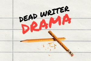 Dead Writers Drama podcast from the American Writers Museum