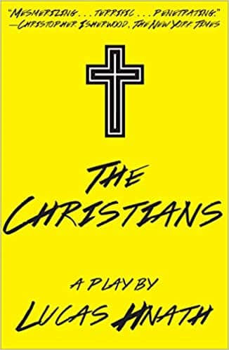 The Christians by Lucas Hnath book cover