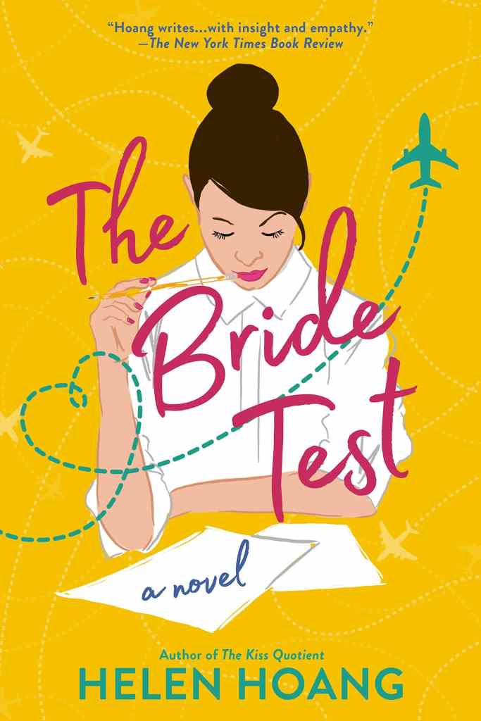 The Bride Test by Helen Hoang book cover
