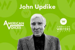 American Voices: John Updike