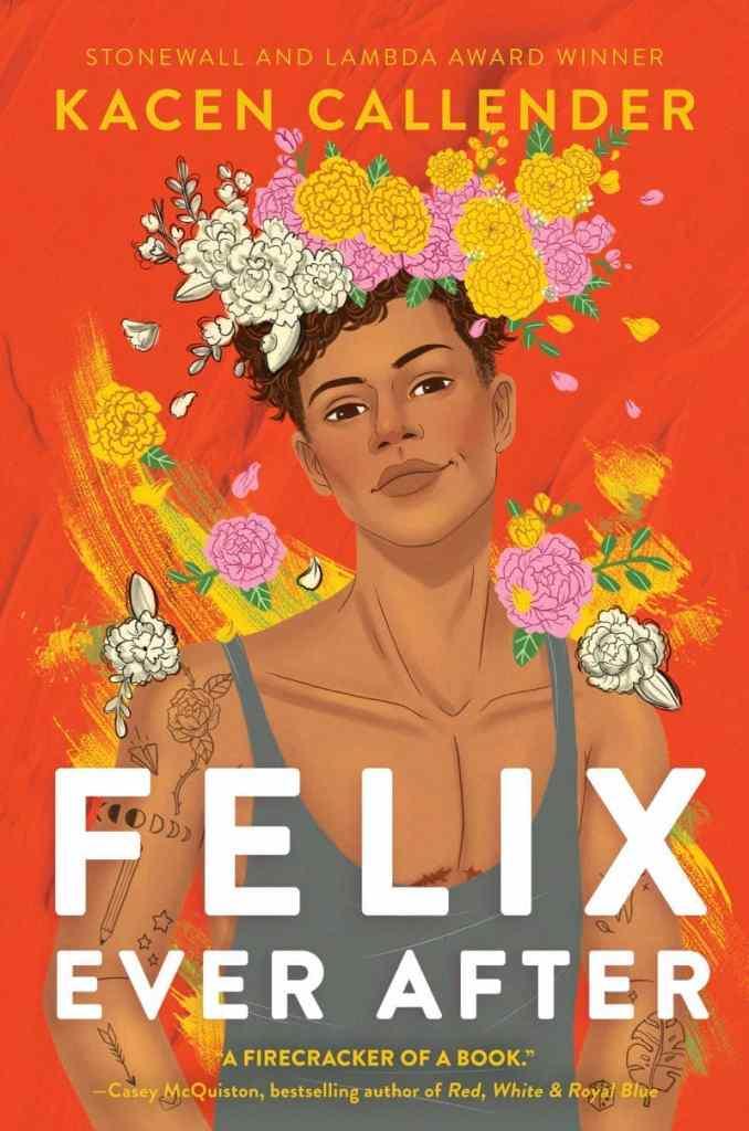 Felix Ever After by Kacen Callender book cover