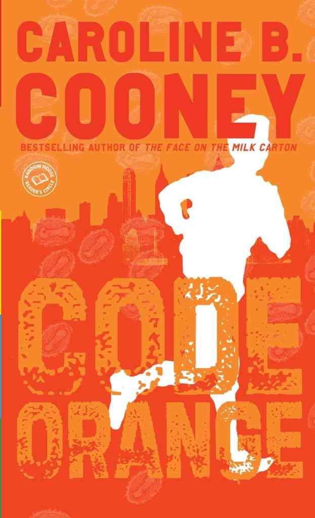 Code Orange by Caroline B. Cooney book cover