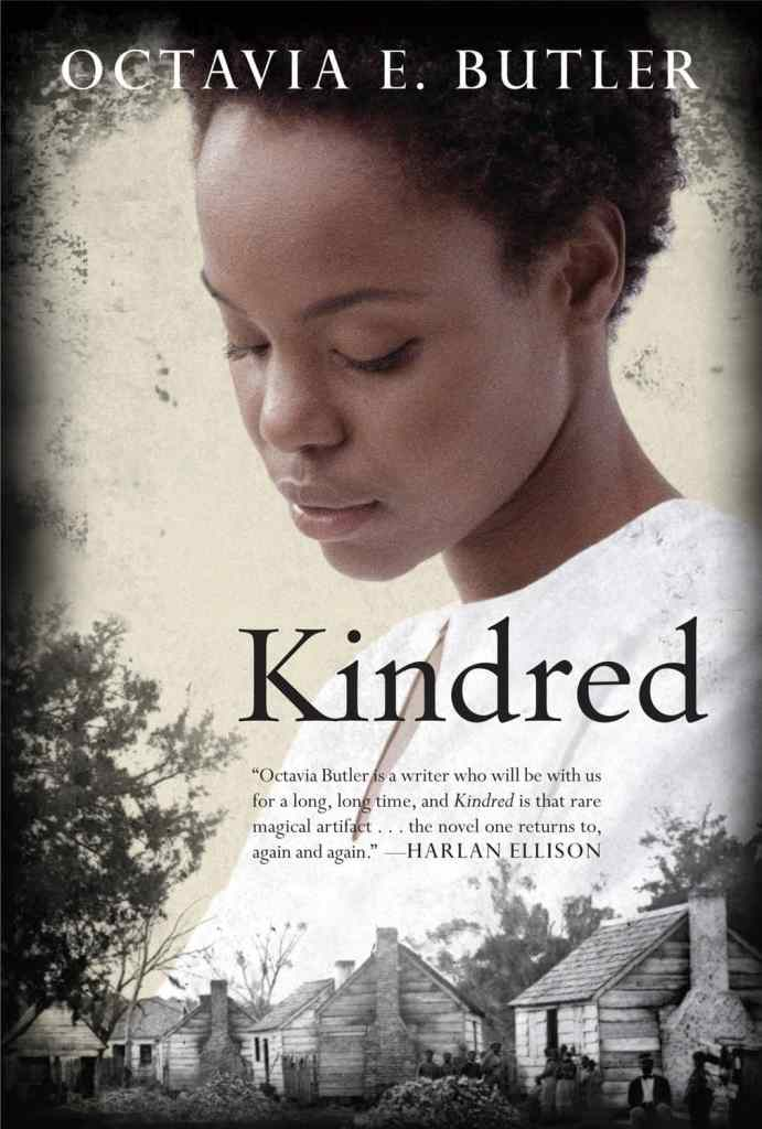 Kindred by Octavia Butler book cover