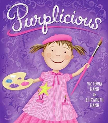 Purplicious by Victoria Kann and Elizabeth Kann