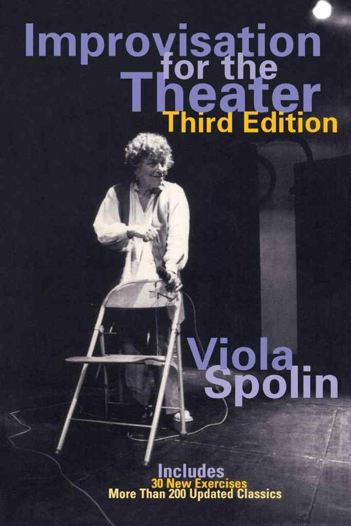 Improvisation for the Theater by Viola Spolin book cover