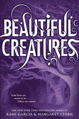Beautiful Creatures by Kami Garcia and Margaret Stohl book cover