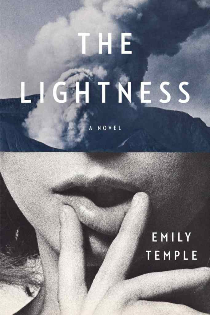 The Lightness by Emily Temple book cover