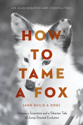 How to Tame a Fox (and Build a Dog): Visionary Scientists and a Siberian Tale of Jump-Started Evolution by Lee Alan Dugatking and Lyudmila Trut book cover