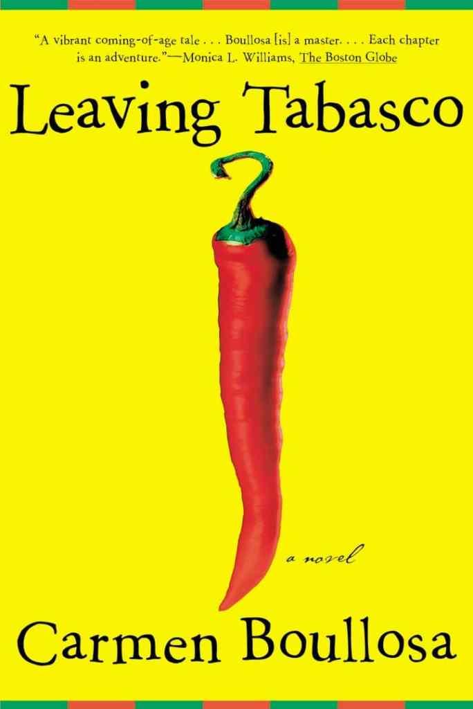 Leaving Tabasco by Carmen Boullosa book cover