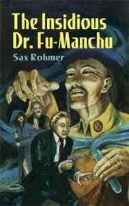The Insidious Dr. Fu-Manchu cover