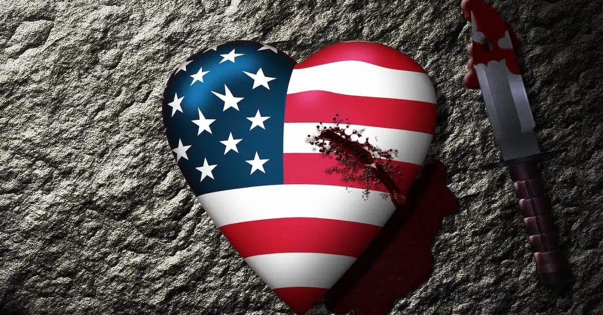 Slow Death of the American Republic