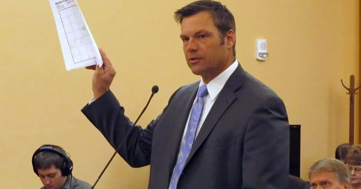 🎧 Voter Fraud & We Build the Wall, with Kris Kobach