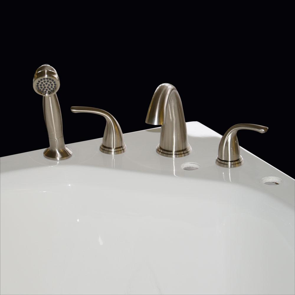 Delta Leland Bathroom Faucet Chrome