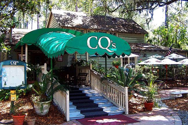 CQs Restaurant Hilton Head SC Hilton Head